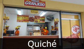 Pollo Granjero Quiché