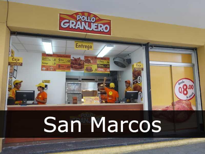 Pollo Granjero San Marcos