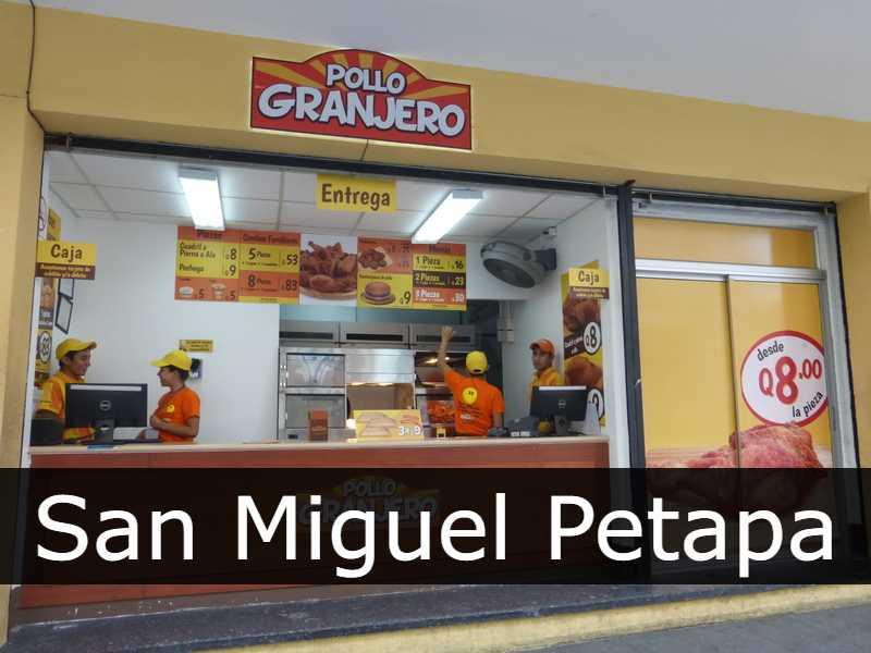 Pollo Granjero San Miguel Petapa