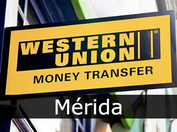 Western union Mérida