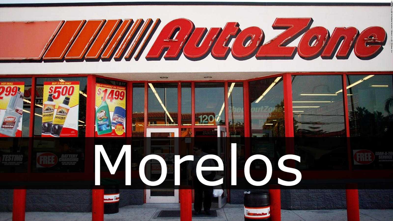 autozone Morelos