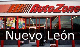 autozone Nuevo León