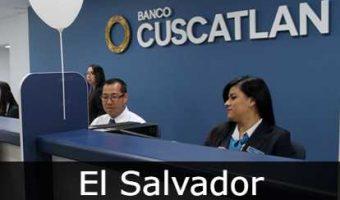 banco Cuscatlán El Salvador