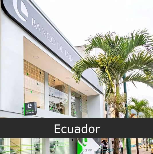 banco de loja Ecuador