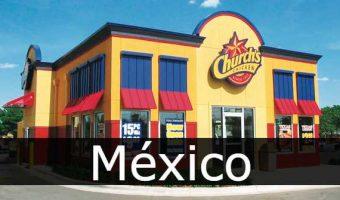 church's chicken México