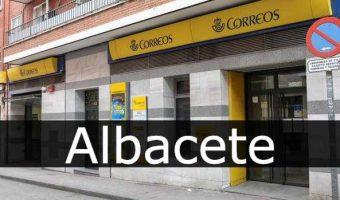 correos Albacete