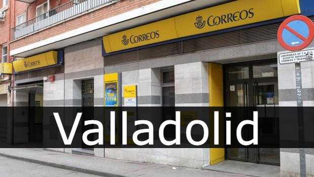 correos Valladolid