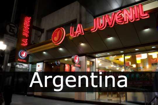 la juvenil Argentina