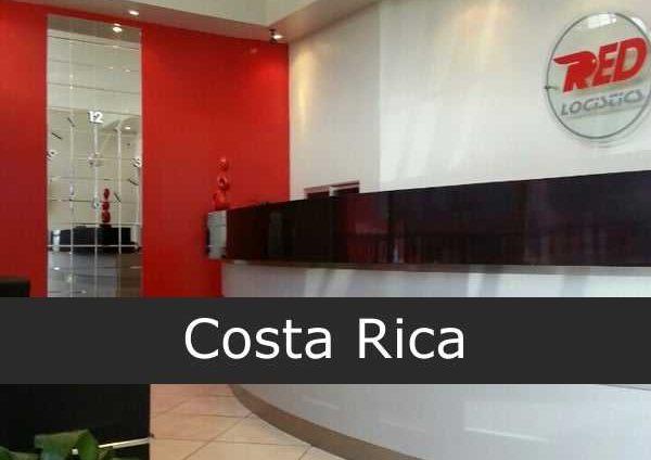 red logistic Costa Rica