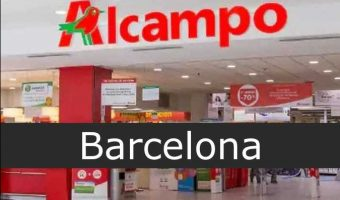 Alcampo Barcelona