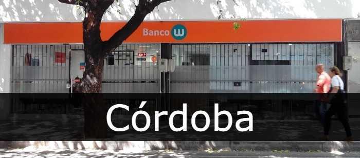 Banco W Córdoba
