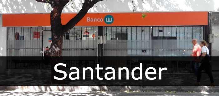 Banco W Santander