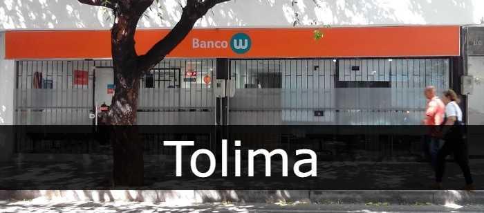 Banco W Tolima