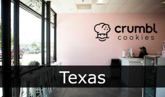 Crumbl Cookies Texas