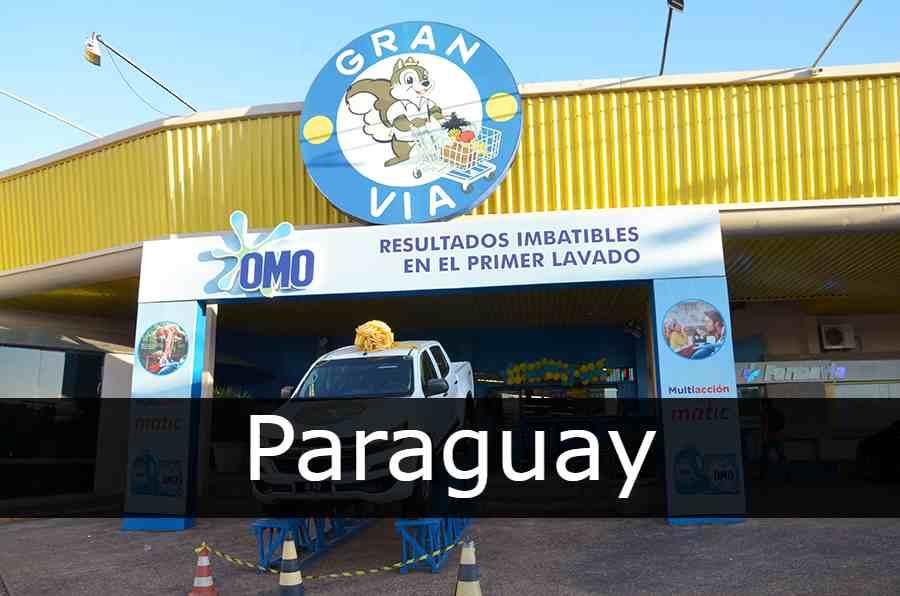 Gran Via Paraguay