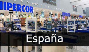 Hipercor España