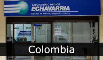 Laboratorio Echavarria Colombia