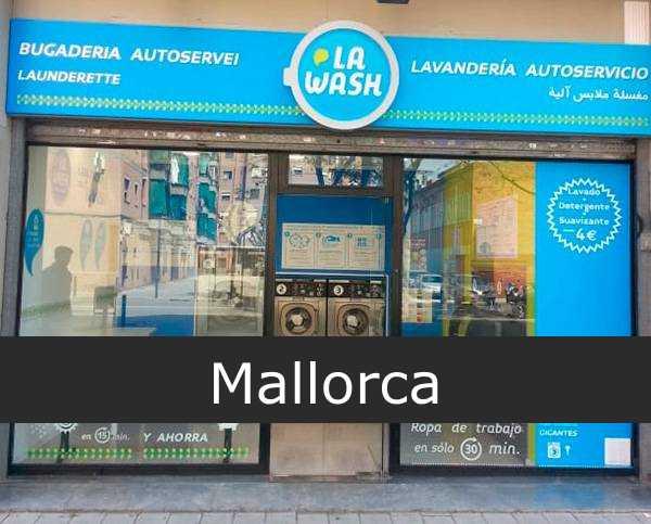 Lavandería La Wash Mallorca