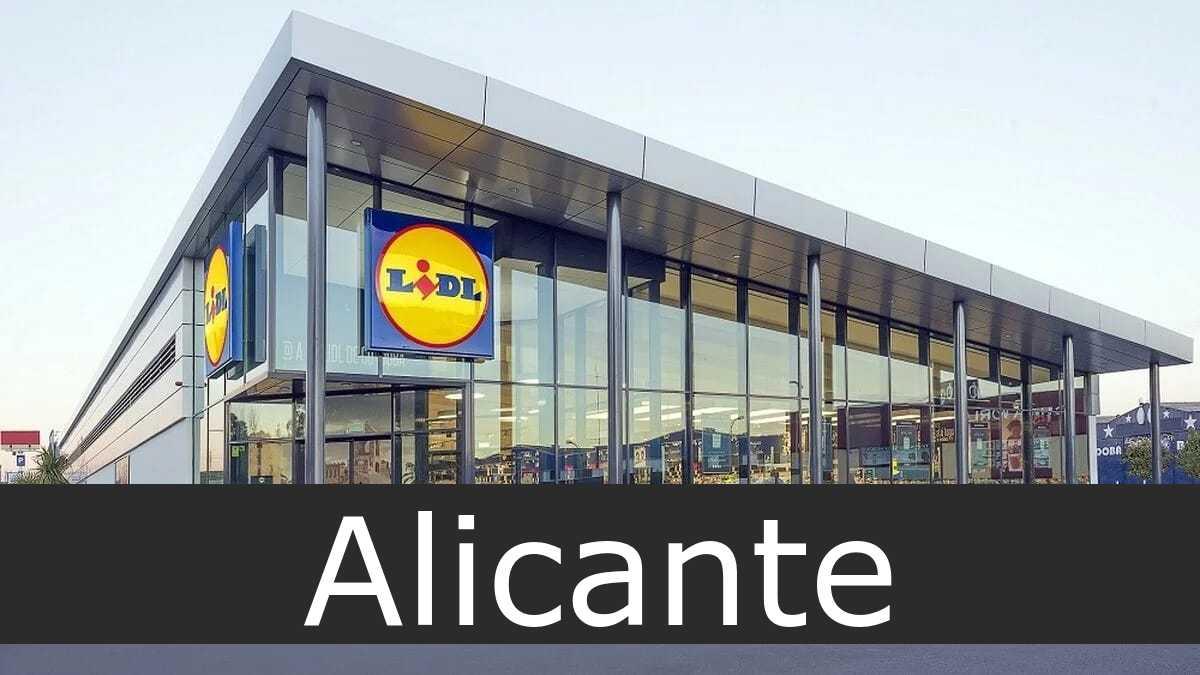 Lidl Alicante