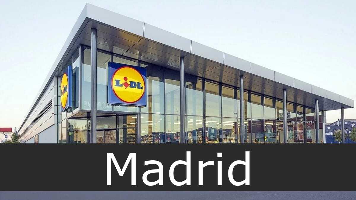 Lidl Madrid