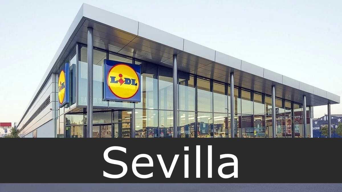 Lidl Sevilla