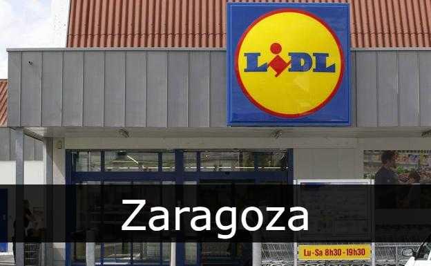 Lidl Zaragoza