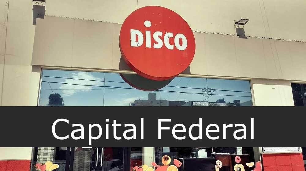 Supermercado Disco Capital Federal