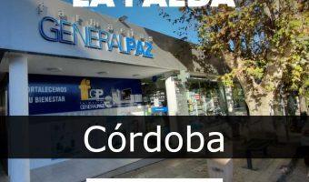 farmacia general paz Córdoba