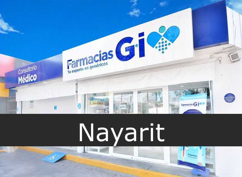 farmacias gi Nayarit