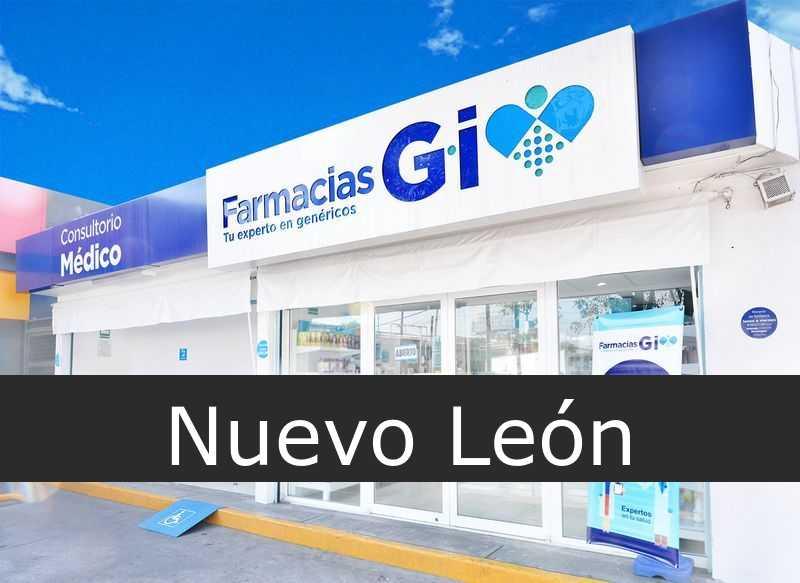 farmacias gi Nuevo León
