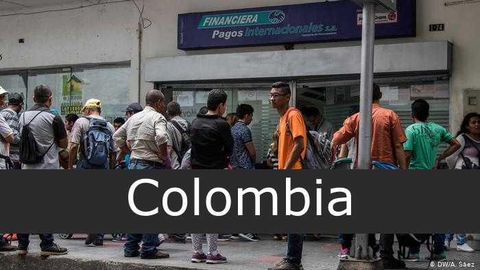 financiera pagos internacionales Colombia