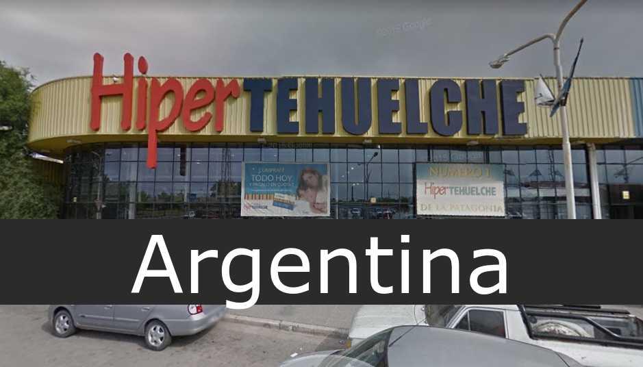 hipertehuelche Argentina