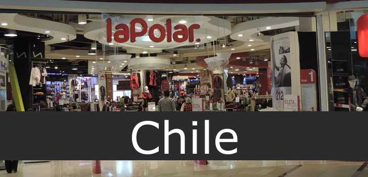 la polar Chile