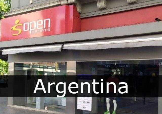 open sports Argentina