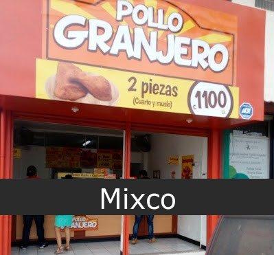 pollo granjero Mixco