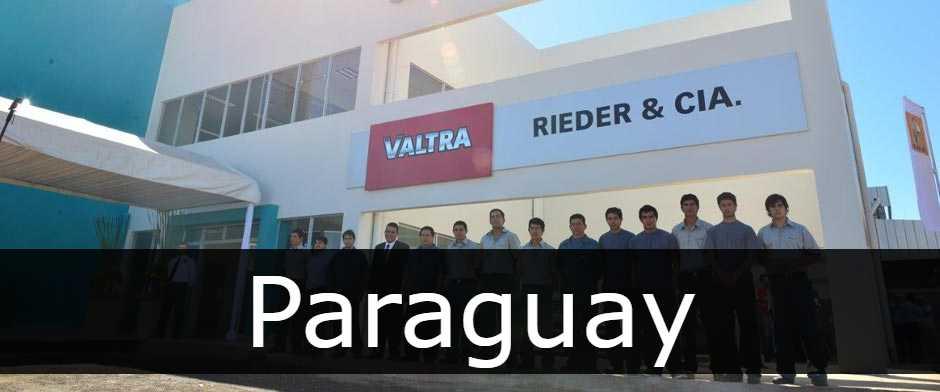 rieder Paraguay