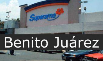 superama Benito Juárez