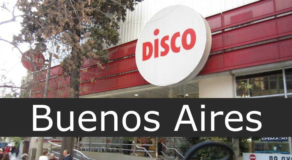 supermercado disco Buenos Aires