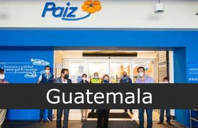 supermercado paiz Guatemala