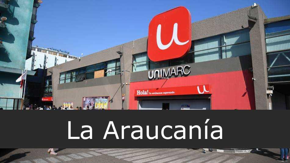 unimarc La Araucanía