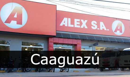 Alex Caaguazú