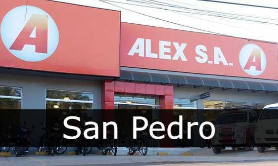 Alex San Pedro