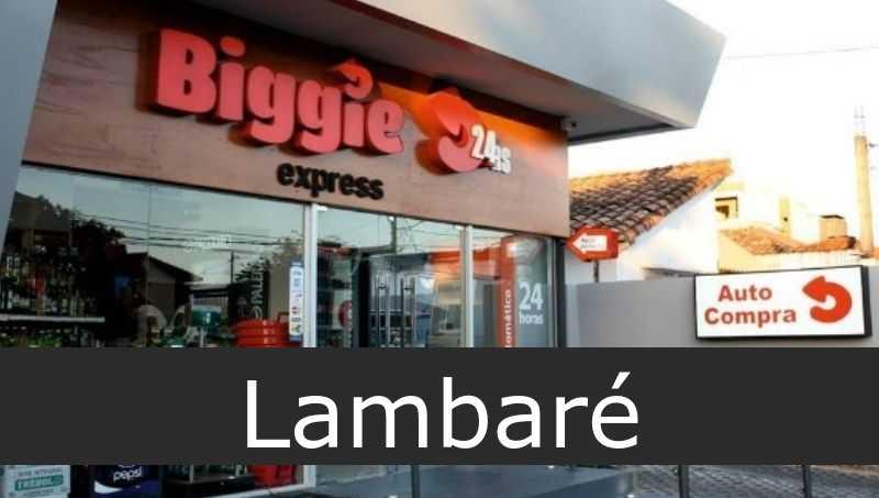 Biggie Lambaré