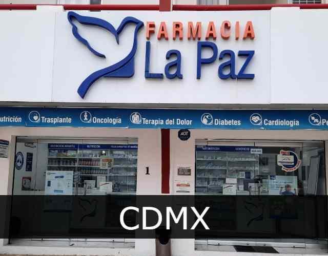 Farmacia La Paz CDMX