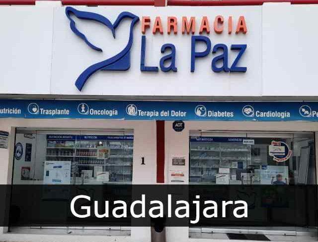 Farmacia La Paz Guadalajara