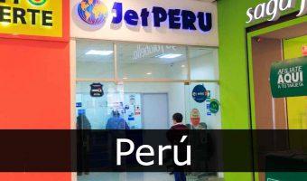 Jet Peru