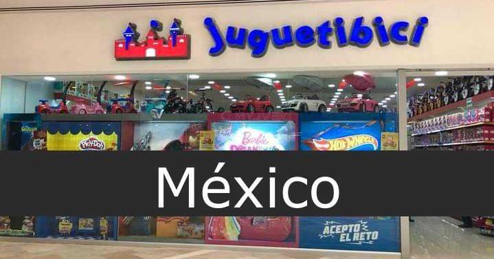 Juguetibici México