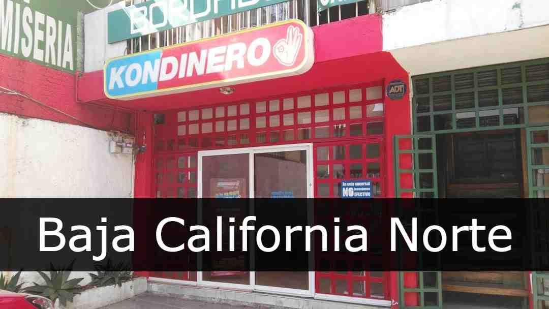 Kondinero Baja California Norte