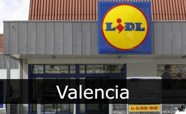 Lidl Valencia