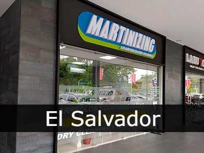 Martinizing El Salvador